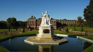 London, England - Kensington Gardens, Hyde Park, Buckingham Palace, Westminster Abbey