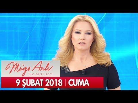Müge Anlı ile Tatlı Sert 9 Şubat 2018 - Tek Parça