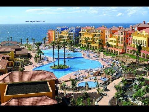 Bahia Principe Costa Adeje Spain Canary Islands Tenerife Costa Adeje