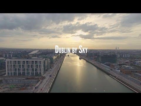Dublin by Sky