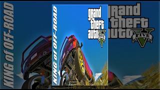 GTA 5 KING of OFF-ROAD - RACE with ME YOU will RAGE - PLAYSTATION 4