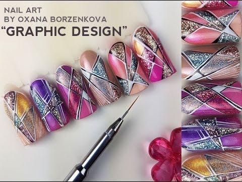 "nail art ""graphic design"""