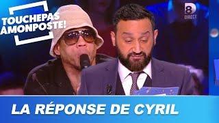 Cyril Hanouna répond au tacle de JoeyStarr !