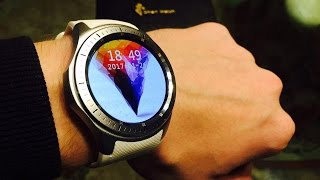 Domino DM368 3G - Miglior Smartwatch Sportivo Economico GPS SIM e Amoled! - Recensione Unboxing ITA