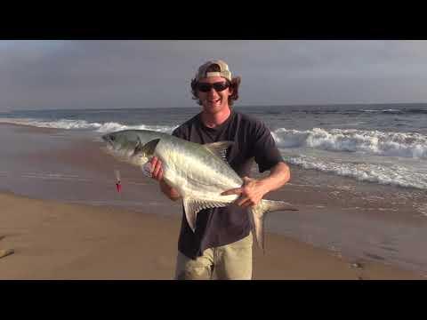 Fishing in Angola  Garrick chase & Tigres Island