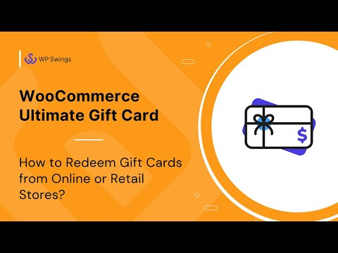 How To Redeem Gift Cards At Retail Stores?