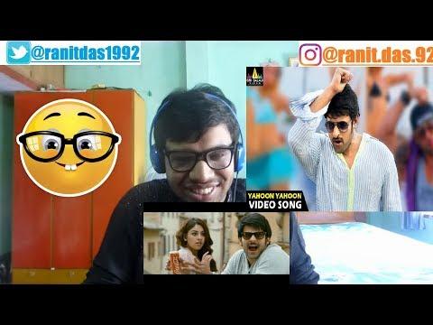 Yahoon Yahoon Video Song-MIRCHI|Prabhas,Richa|Reaction & Thoughts