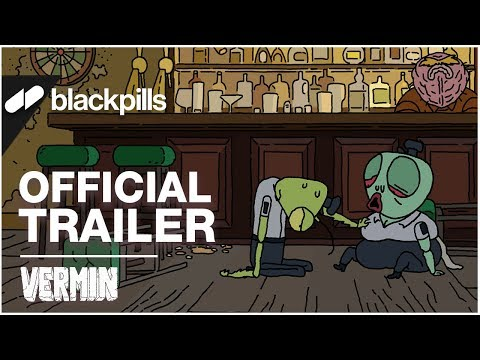 Vermin   Trailer HD  blackpills