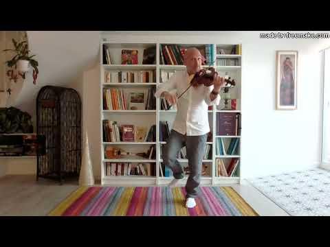 Entrez dans la danse ! 2/4 La courante par Gilles Colliard