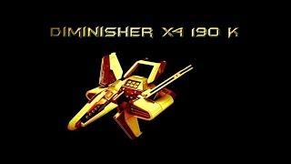 Darkorbit 5,000,000 URI Diminisher #BUG X4 190 K [???]
