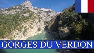 GORGES DU VERDON/ LAC DE SAINTE CROIX (Alpes-de-Haute-Provence - 04)