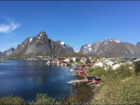 Northern Norway Lofoten Islands Road Trip 2017