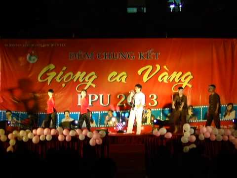 Chung kết Giọng Ca Vàng EPU 2013