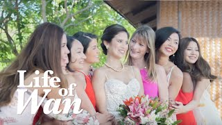 Life of Wan: Marion and Martin's Wedding