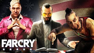 History of Far Cry - Controversy, Sociopaths & Success