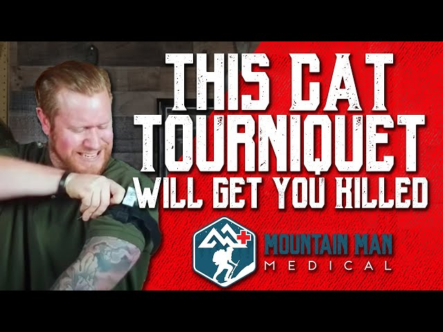 This CAT Tourniquet Will Get You Killed