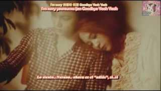 f(x) 에프엑스 - Goodbye Summer  [Sub Español+Romanizado+Hangul]