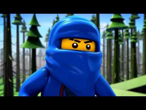 LEGO Ninjago Épisode 2 2012 Au dojo Sous la menace de Lloyd et de l