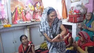 जबरदस्त डांस - झुलाने तेरा श्याम आया है    radha krishna bhajan