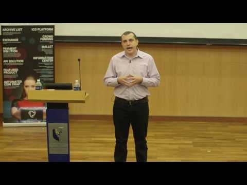 Andreas Antonopoulos in Singapore, Hardware, Software, Trustware, March 20, 2017