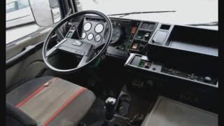 Volvo F12 Interior