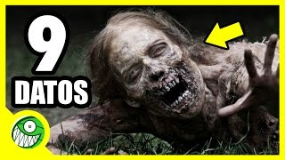 9 curiosidades sobre THE WALKING DEAD | ft. Magnus Mefisto