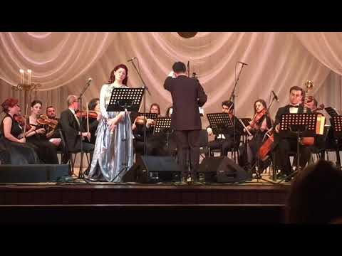 Баку. Фрагмент концерта Мугам -   Барокко