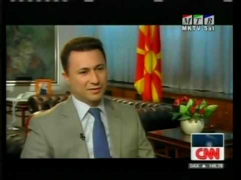 CNN - High tech investment in Macedonia