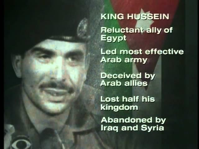 Six Day War 1967 - Part 1 of 3