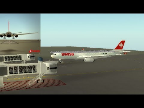 FIRST | Swiss Int'l Air Lines - A333 | ROBLOX