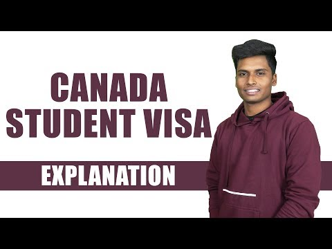 Canada Student Visa 2020 | International Students | Study In Canada | Study Abroad | Indian Student