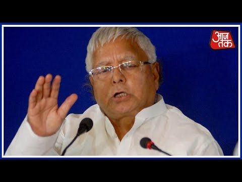 Lalu Prasad Yadav's Exclusive Interview On Nitish Kumar's 4-Day Ultimatum