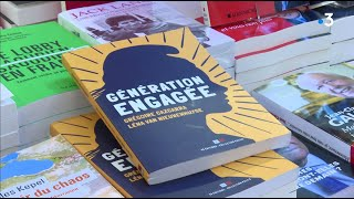 """Portrait : Grégoire Cazcarra, co auteur de """"Génération engagée"""""""