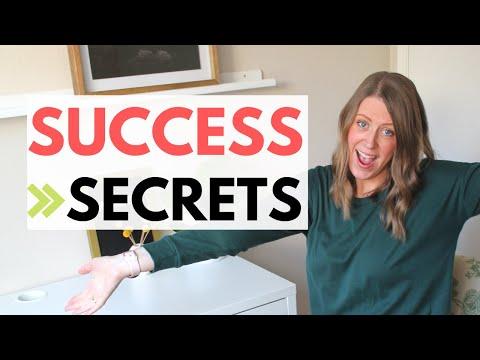 Secret formula for bookkeeping success!