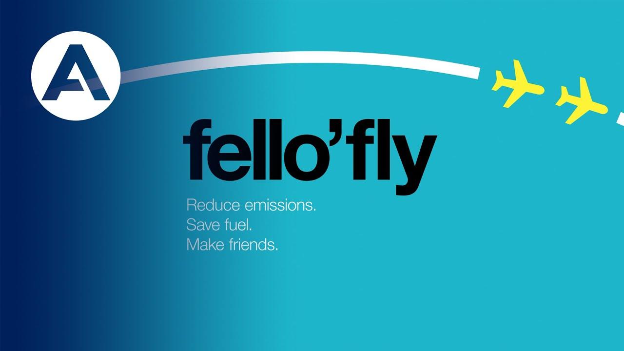 How a fello'fly flight works?
