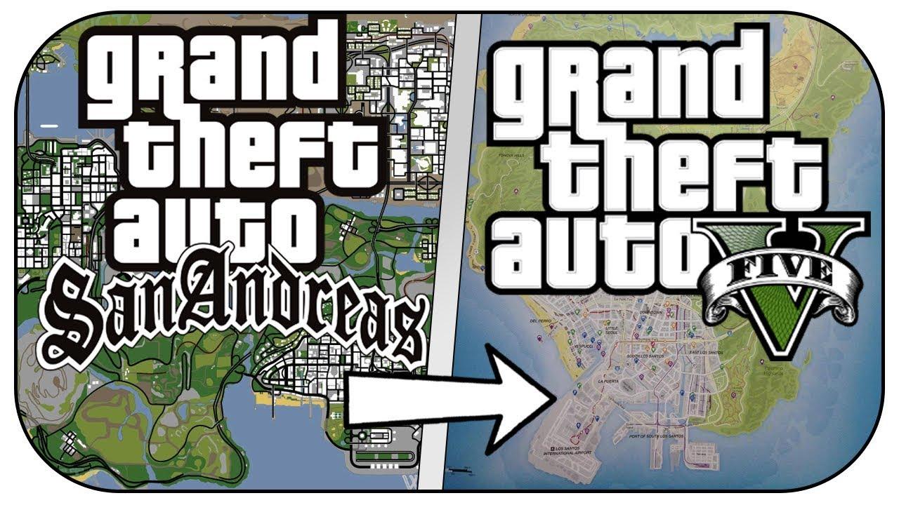 10 Reasons GTA SAN ANDREAS Was Better Than GTA 5! (GTA San Andreas vs GTA 5  Comparison)