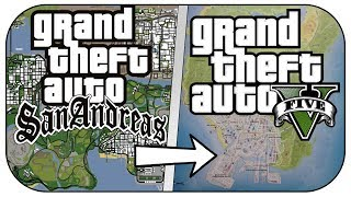 10 Reasons GTA SAN ANDREAS Was Better Than GTA 5! (GTA San Andreas vs GTA 5 Comparison)
