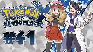 Pokémon X Randomlocke Ep.41 - NUNCA TE FIES DE UN PROFESOR