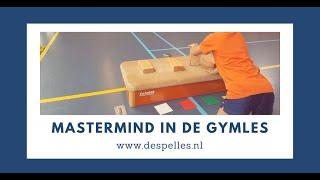 Mastermind in de gymles www.despelles.nl
