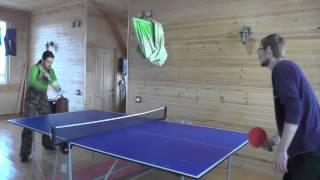 В поселении Большой Медведице появился настольный теннис