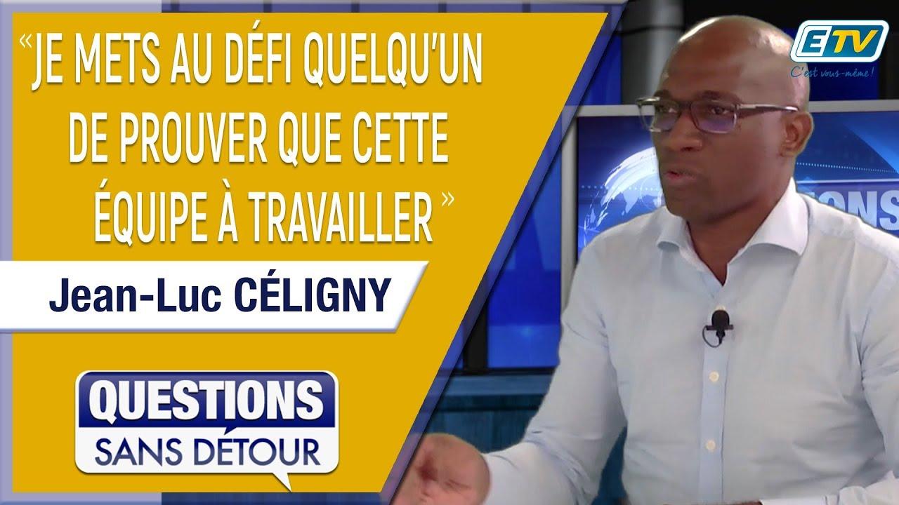 Questions Sans Détour avec Jean-Luc CÉLIGNY