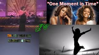 """Video """"One Moment in Time"""" Mix Whitney Houston & Priya Nandini + Symphonic Orchestra download MP3, 3GP, MP4, WEBM, AVI, FLV Agustus 2018"""