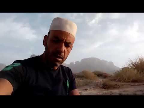 شوفو الافعى الرملية كيفاش تردم روحها باش تصيد لفريسة نتاعها فيديو من صحراء جانيت
