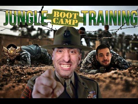 Jungle Training mit Bronzie aus dem Bootcamp [Lets Play] [League of Legends]  [Deutsch / German]
