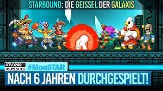 0232 🔴 #MonStar - STARBOUND DURCHGESPIELT! (Bossfights + Credits) 🔴 Gronkh Livestream | 05.02.2018