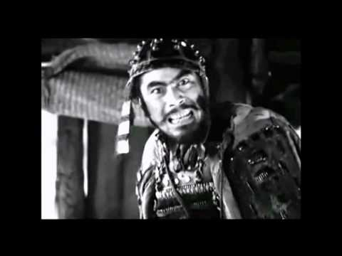 Toshiro Mifune ✖ 三船敏郎