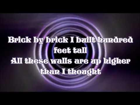 Britt Nicole Heart Of Stone (Lyric Video)