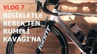 Fulya ǀ Bisikletlerle Bebek'ten Rumeli Kavağı'na...  ǀ VLOG 7