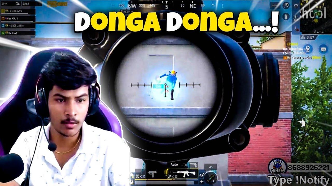 Dhaakoo dhaako mekaa | Pubg Mobile Highlights Its Ninja | Live Streams in Facebook