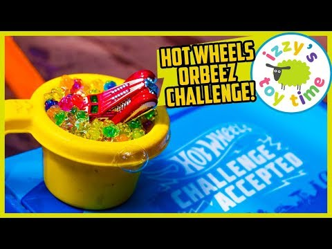 Cars for Kids | HOT WHEELS ORBEEZE CHALLENGE! Pley Challenge Accepted Subscription Box!